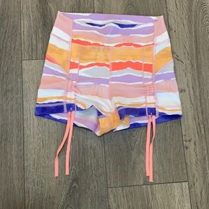 Lululemon Yoga Shorts size 4